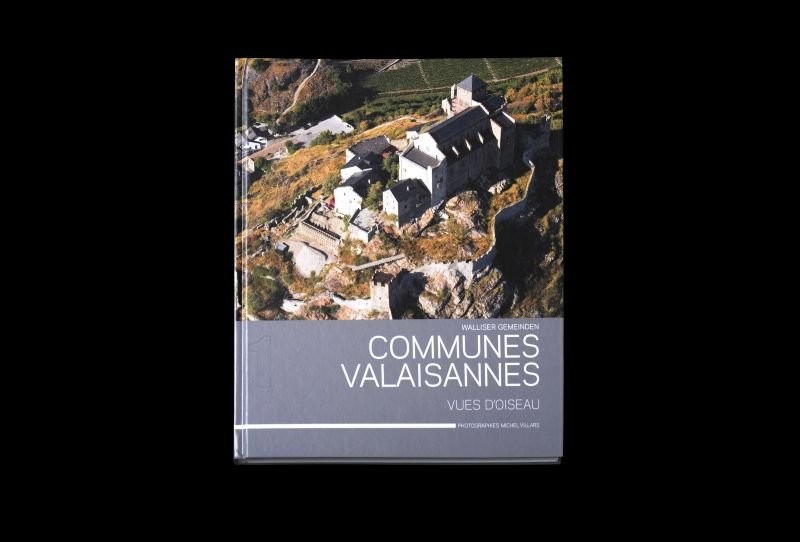 Book about Valaisian Communes