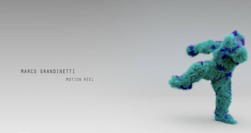 Marco Grandinetti | Motion Reel