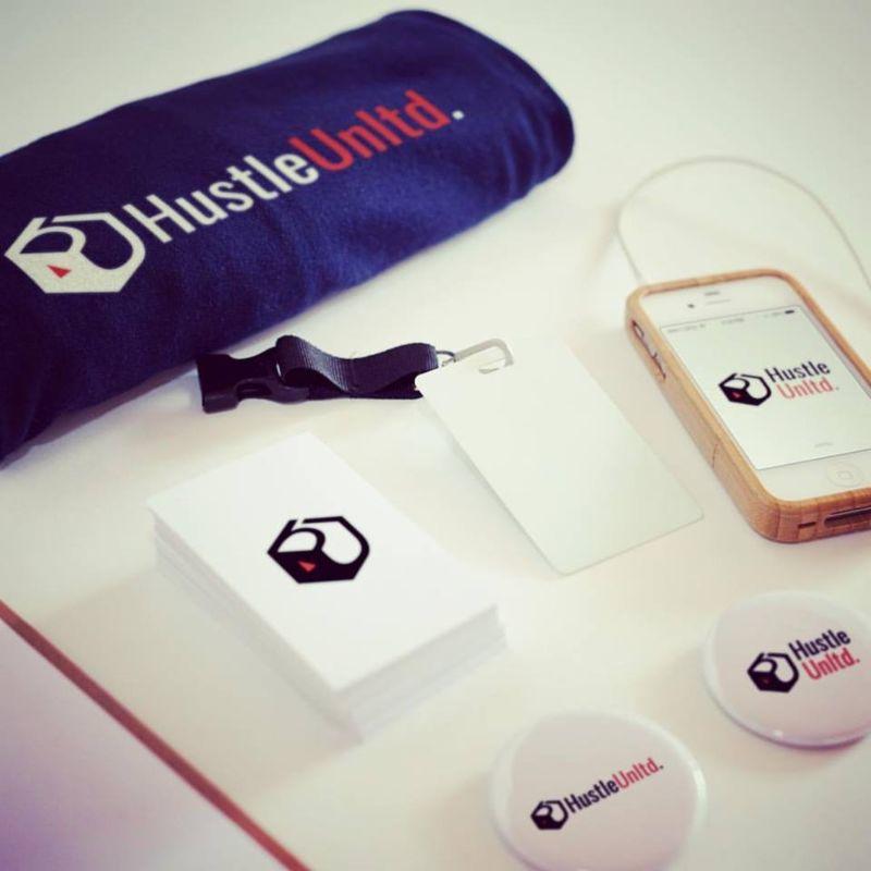 Hustle Unltd Logo