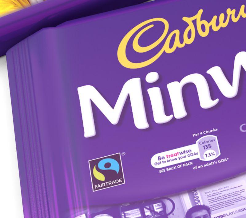 Limited Edition Cadbury Bars