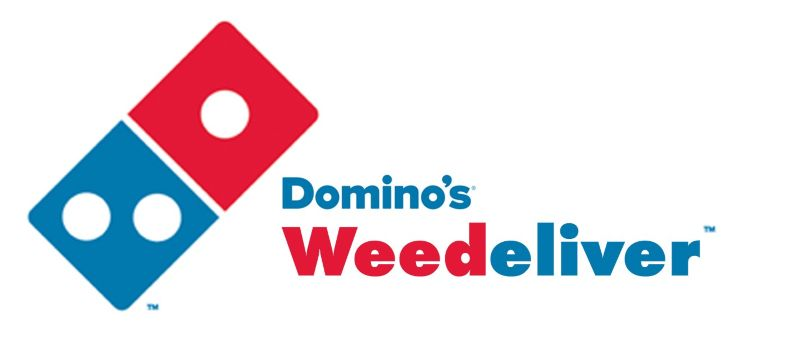 Domino's Weedeliver