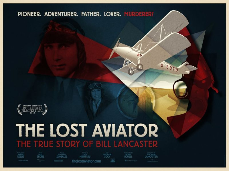 The Lost Aviator - Producer