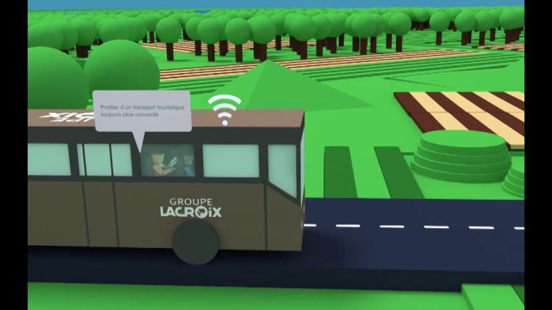 Lacroix Transport 2014 year video