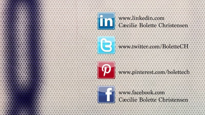 Virtual Business Cards