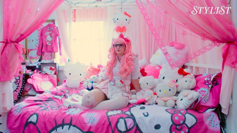 Stylist Magazine Meets The Hello Kitty Lovers