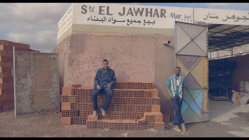 'Star In The Ghetto' Music video