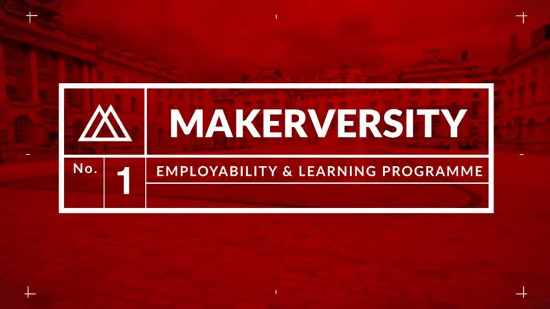 Makerversity Learning