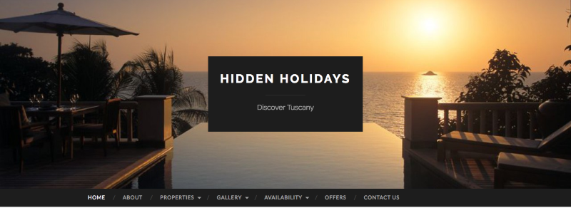 Hidden Holiday E-commerce