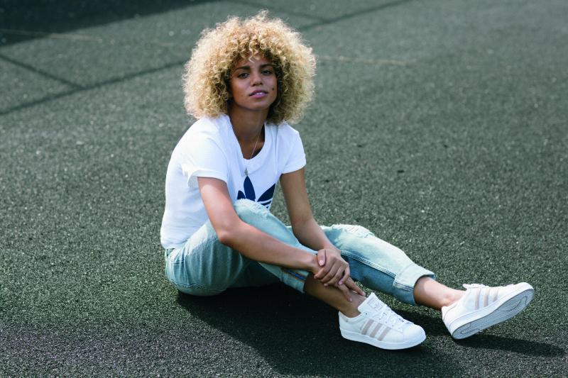 Adidas Velvet Campaign
