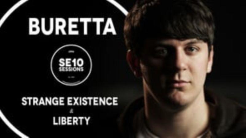 Buretta SE10 Session