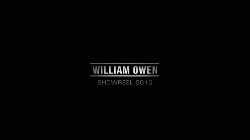 William Owen Showreel