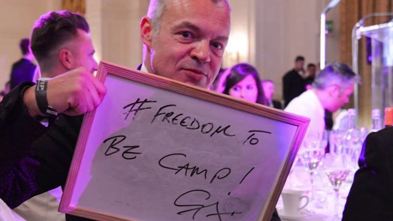 Pride In London - #FreedomTo