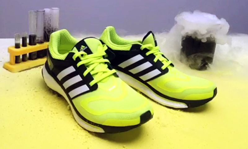 Adidas Boost Vine Explosions