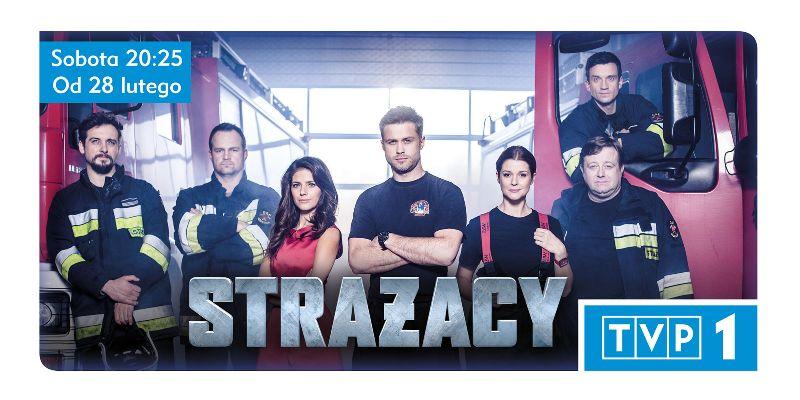 STRAZACY / TV SERIES