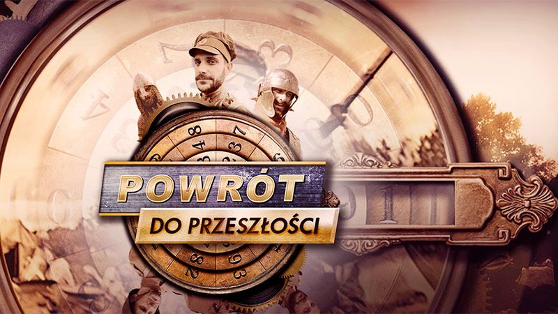 BACK TO THE PAST / HISTORY TV SHOW