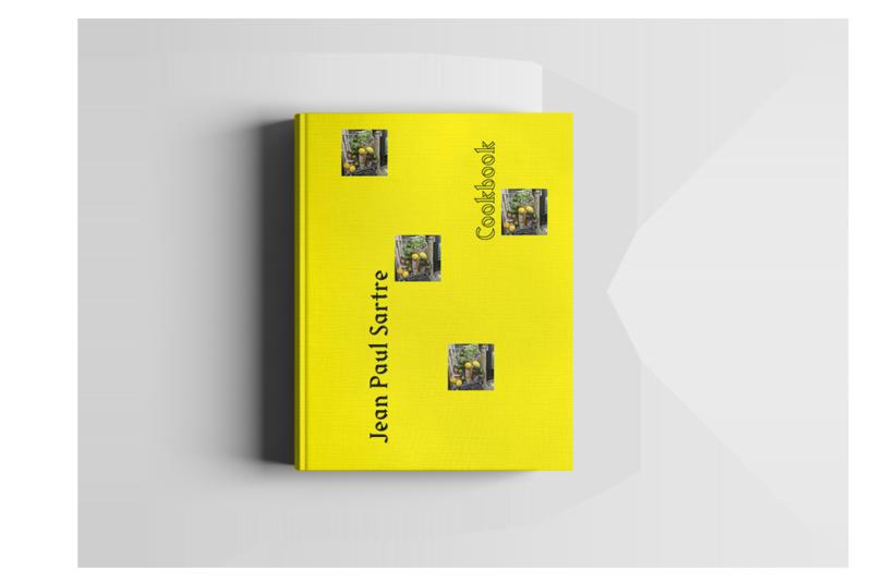 Jean Paul Sartre cookbook