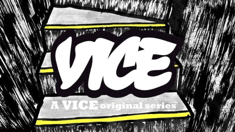 D&AD Wood Pencil Winner - VICE