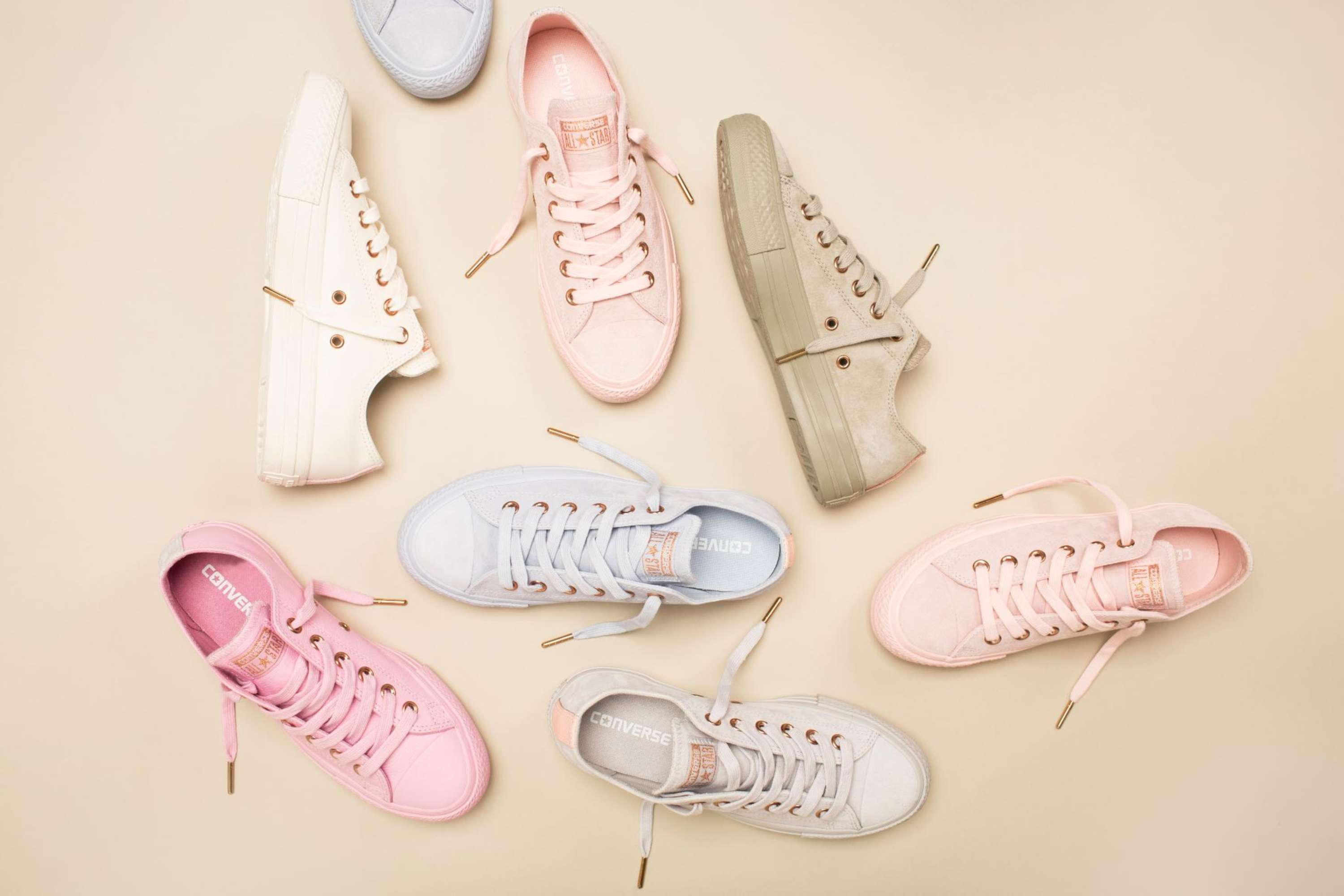 Office Shoes Spring Campaign For Converse