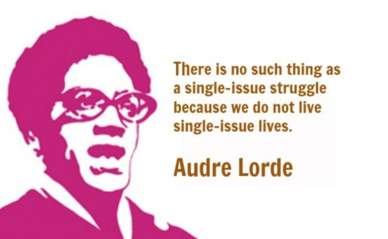 WOW Women of the World: We're All Connected: Intersectionality 101