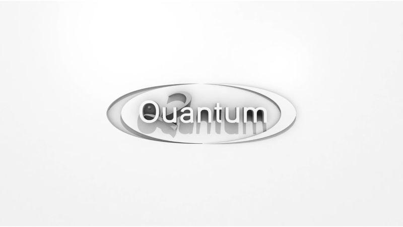 Quantum Logo Ident