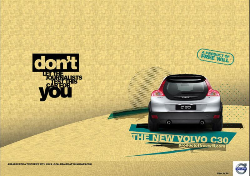 Volvo C30: A Product of Free Will