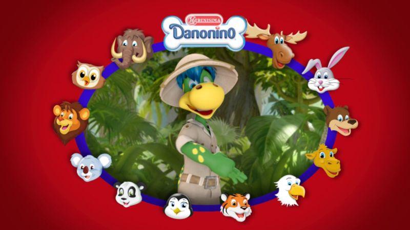 Danonino - Magic Cards