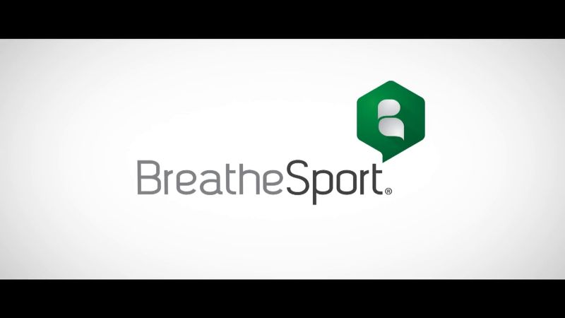 In the air - BreatheSport