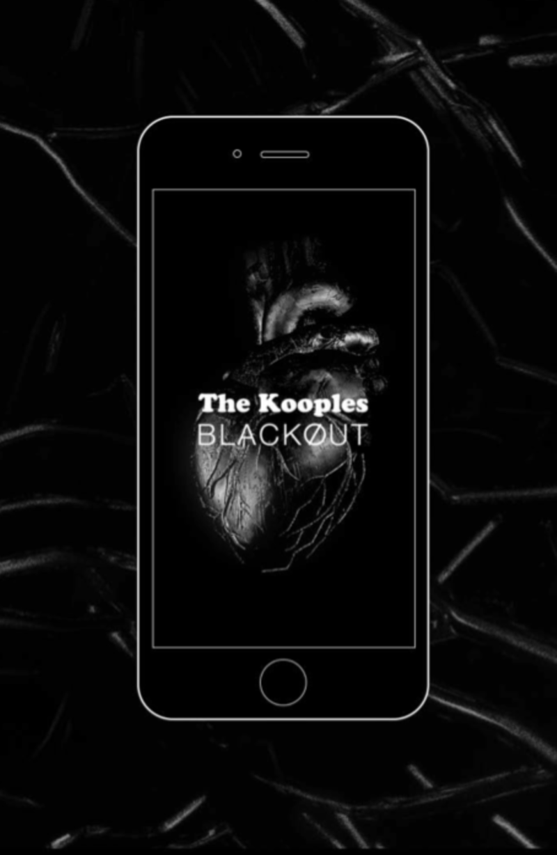 The Kooples: Black Out App
