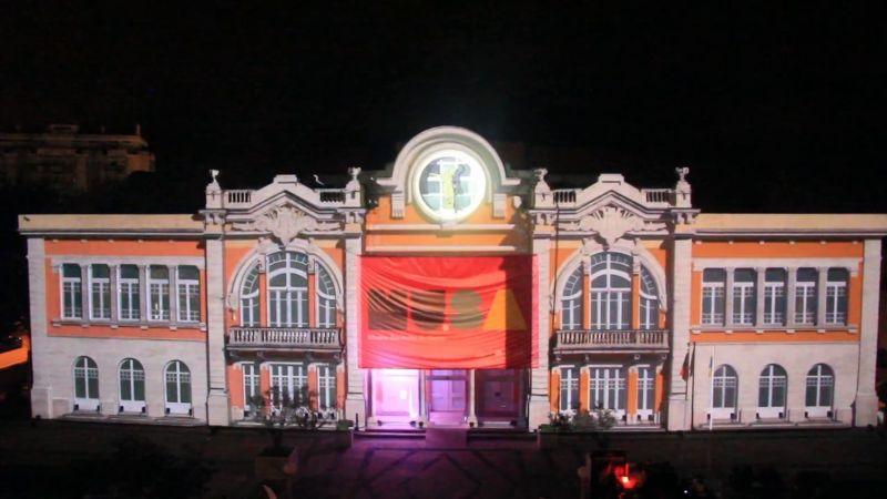 VideoMapping MUSA - Sintra (PORTUGAL)