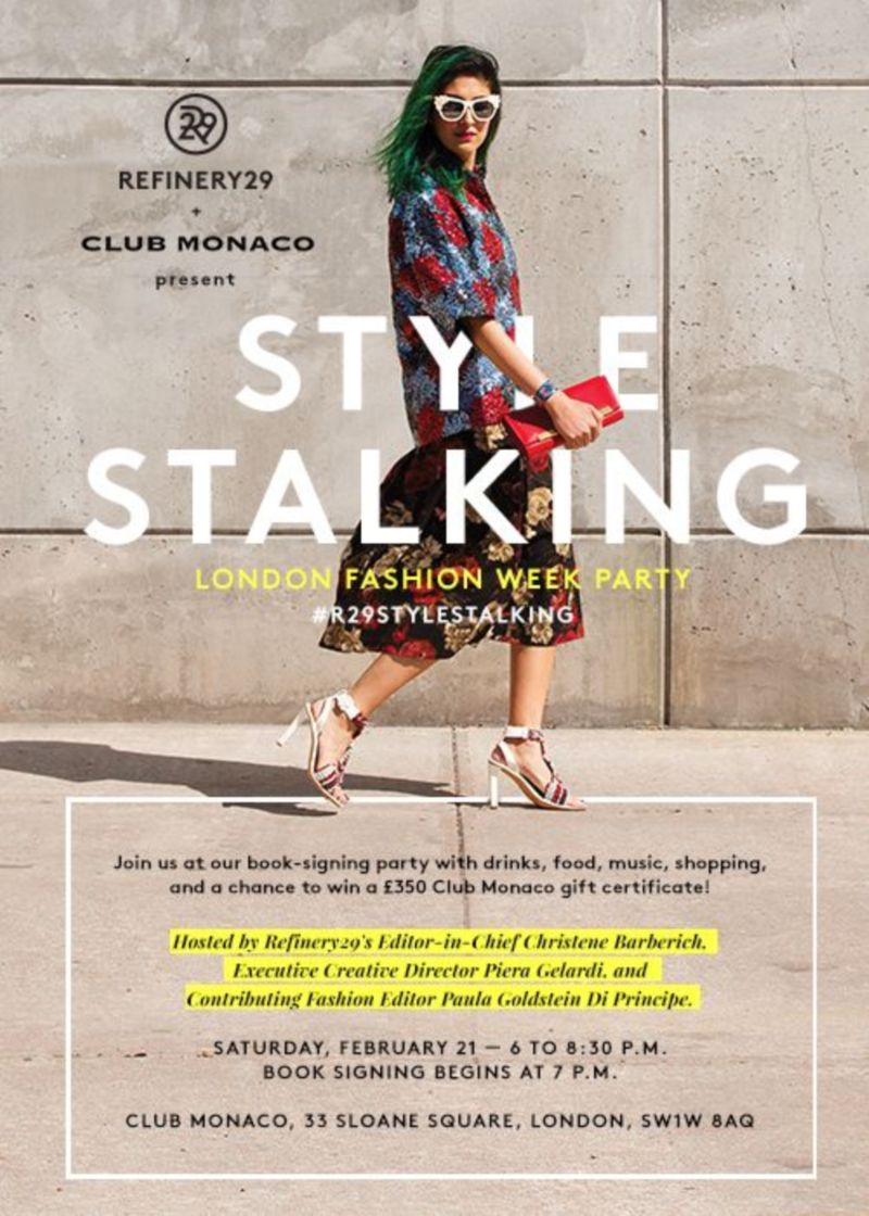 Style Stalking Launch