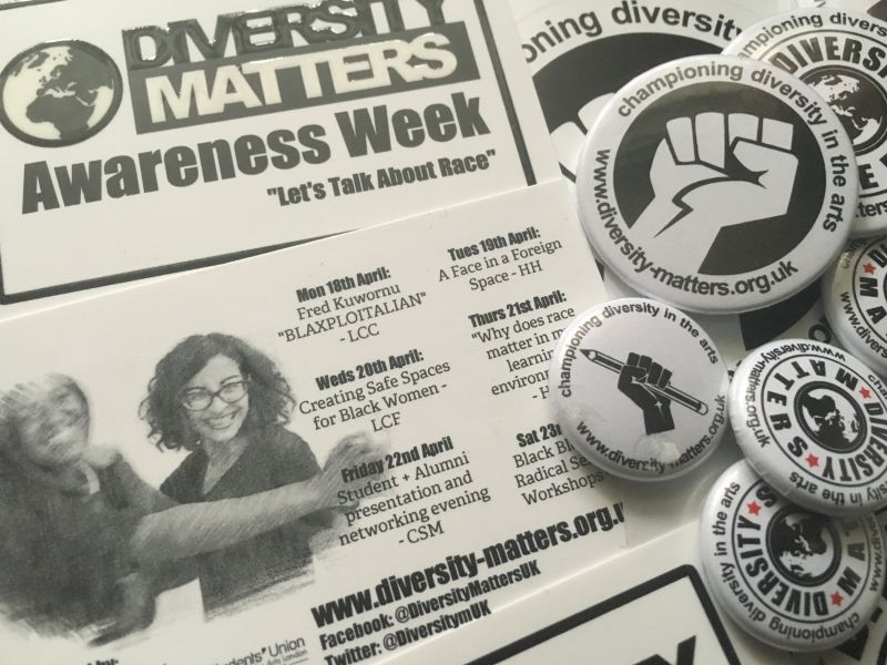 Diversity Matters Awareness Week