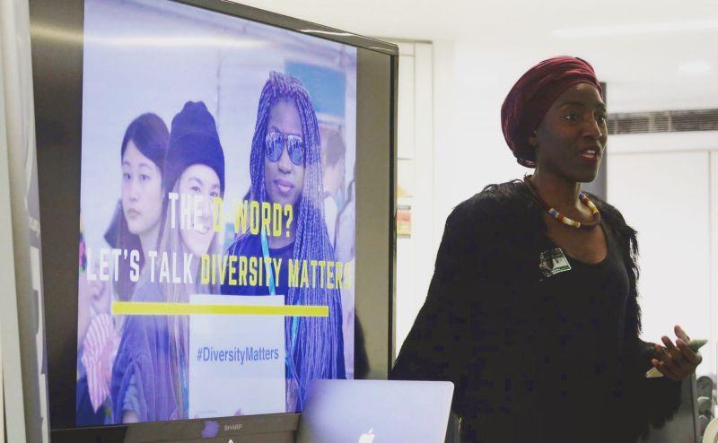 The D-Word: Diversity Matters Workshops
