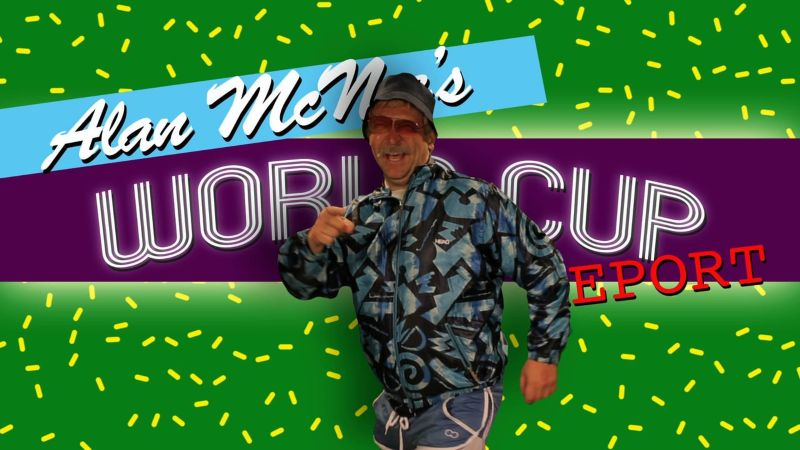 Alan McNee's World Cup Report