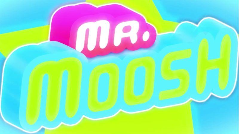MOTION GRAPHICS: Mr Moosh 'Tuchi Mi! Tuchi U!'