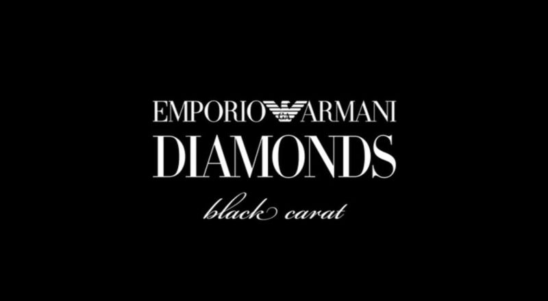Armani Diamonds 'Black Carat""