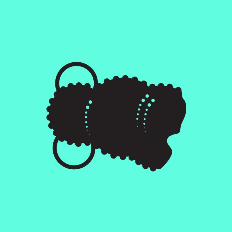 Black Hair Icons
