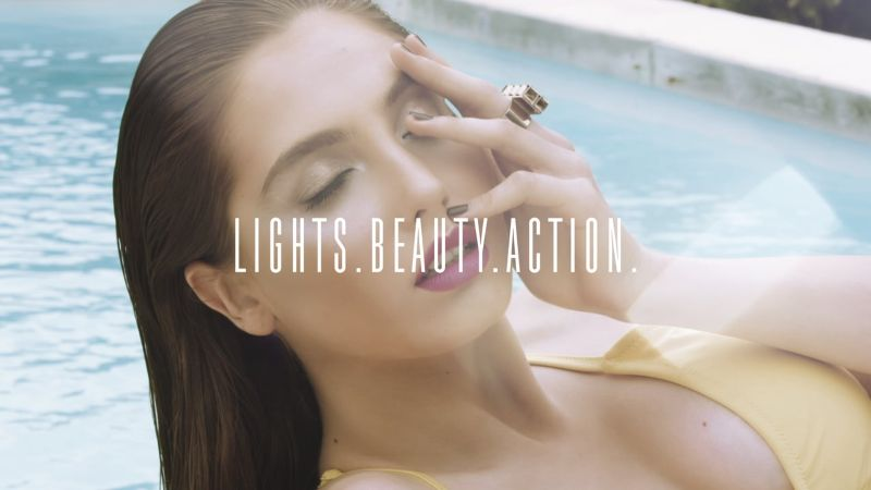 LIGHTS.BEAUTY.ACTION.