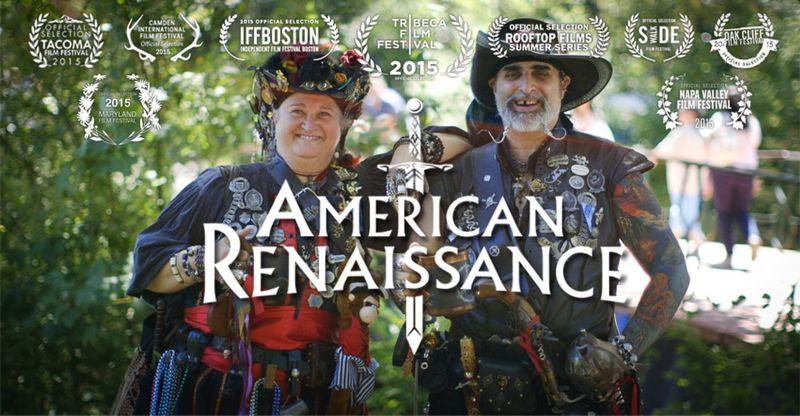 """American Renaissance"" Short Film"