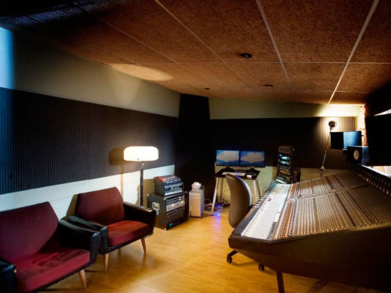 Sound Technician  at Maikmaier studios (Barcelona)