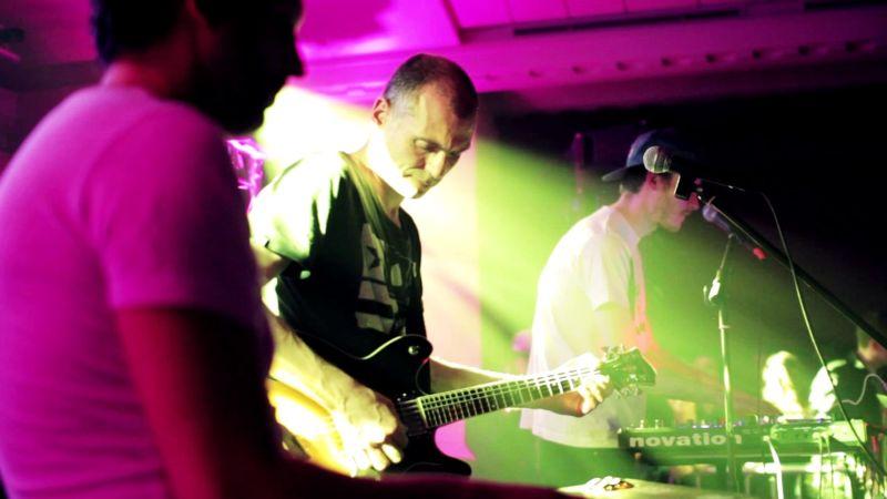 Stereoclip Live