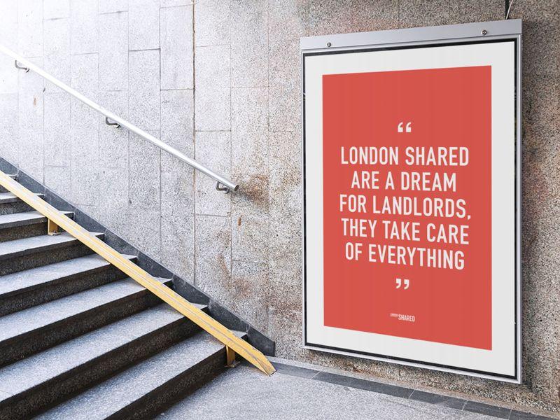 London Shared branding
