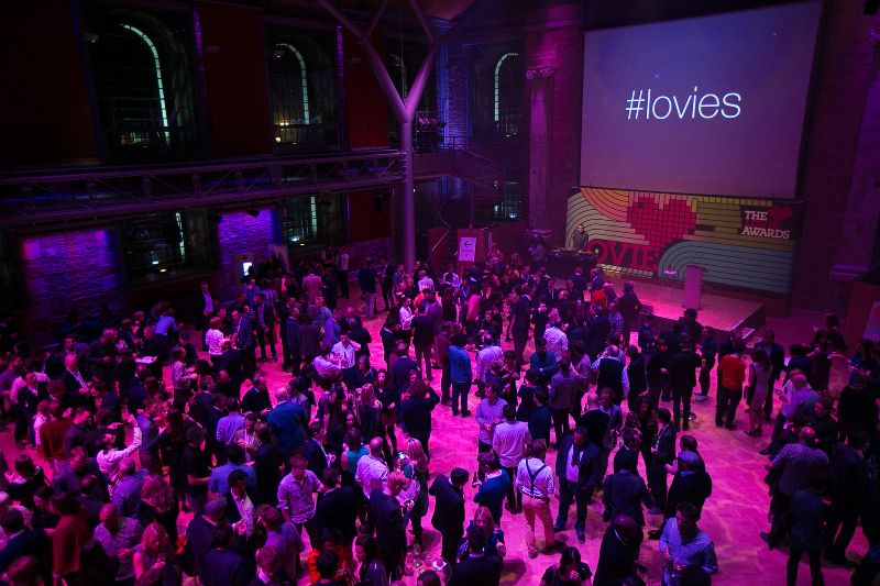 Top Reasons to Enter The Lovie Awards