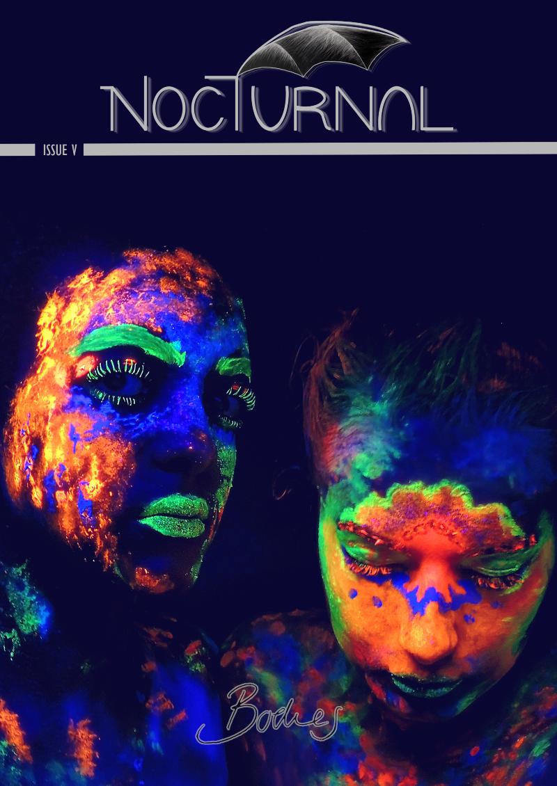 Nocturnal Magazine Issue V: Bodies
