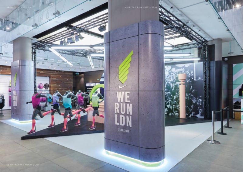 Nike - We Run LDN 2015