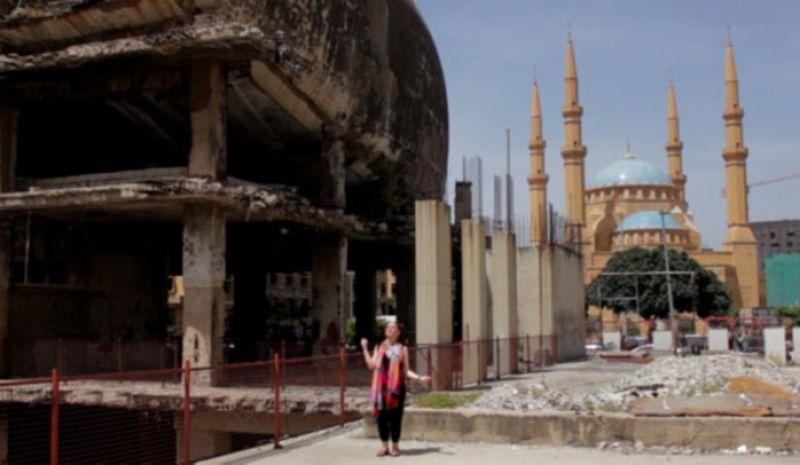 #Talking Doorsteps Beirut