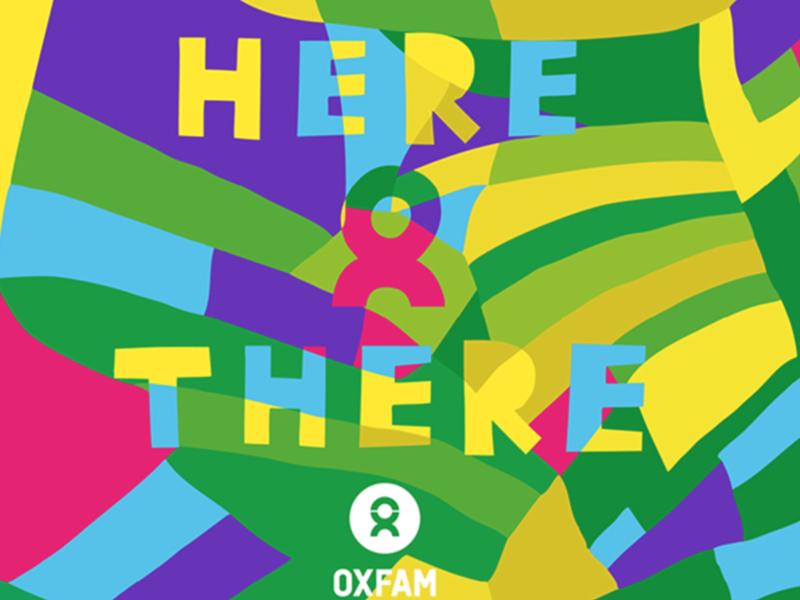 Oxfam Brand Identity
