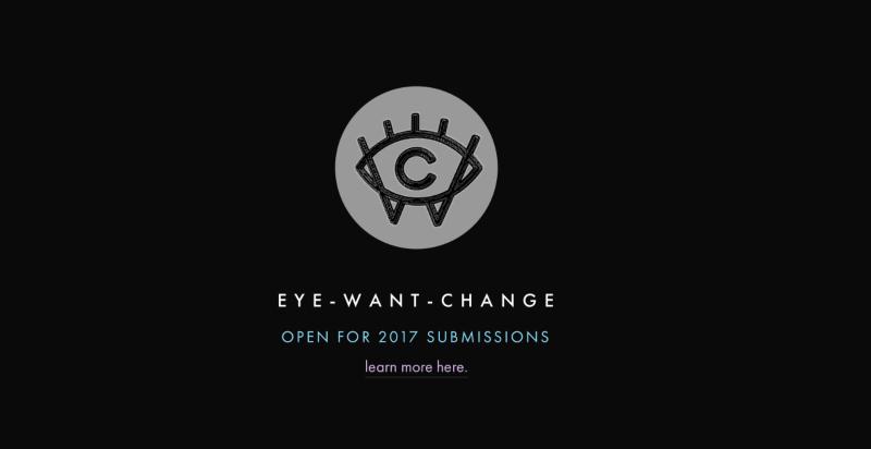 Eye Want Change