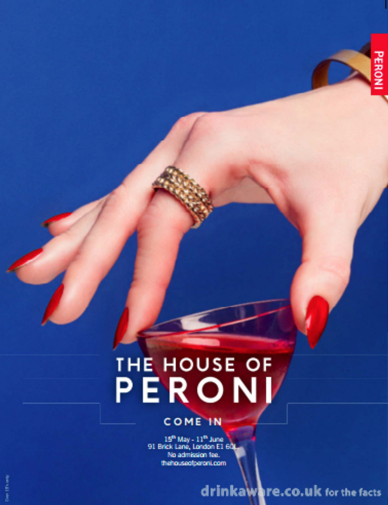 The House of Peroni - June 2015