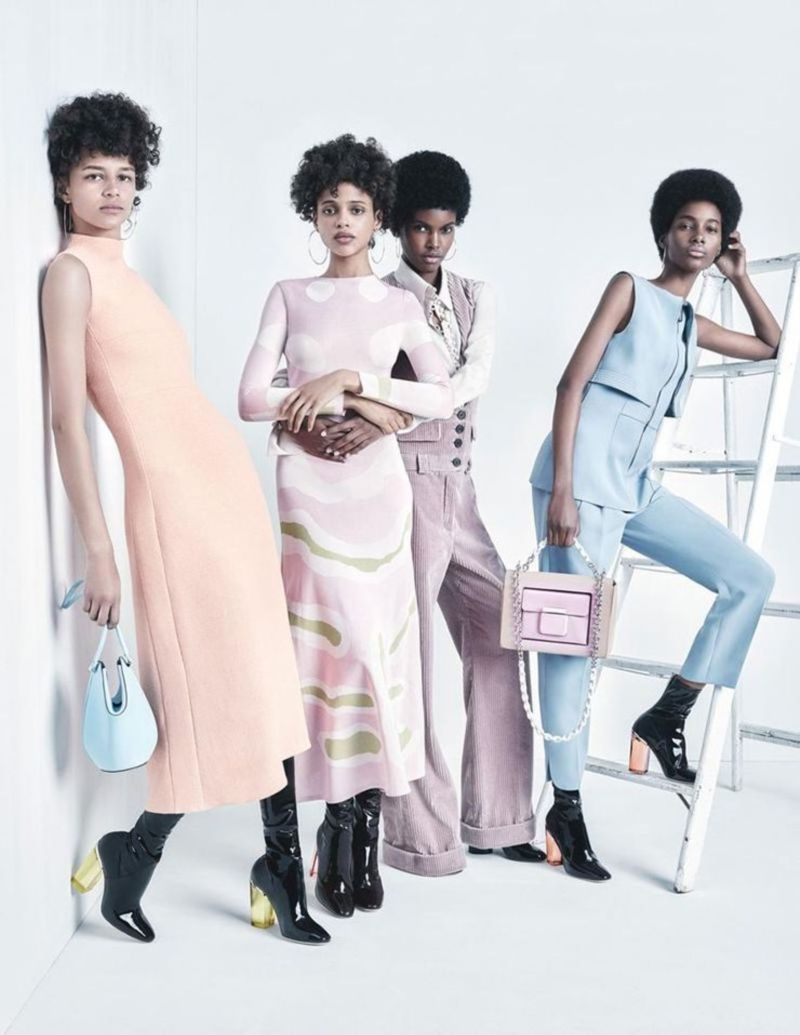 Why Are The Only People Talking About Racism In Fashion People Of Colour?