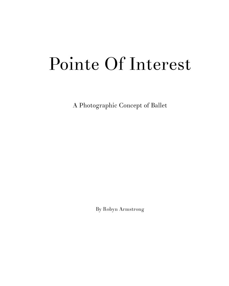 Pointe Of Interest
